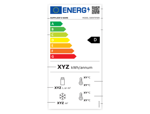 New energy label brings big changes for refrigerated vending machines