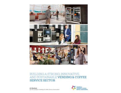 Building a strong, innovative and sustainable vending & coffee service sector